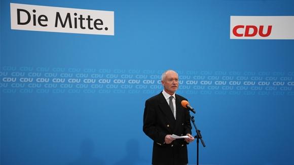CDU-Vorstand will ernsthafte Gespräche für stabile Regierung