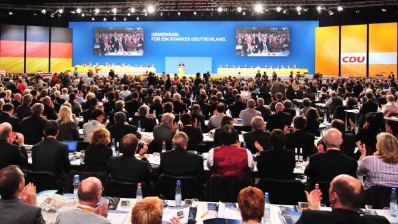 23. Parteitag in Karlsruhe