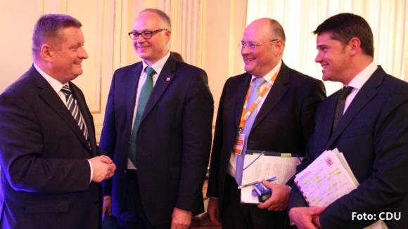 Fachkonferenz Cybersicherheit: Vertrauen wiederherstellen