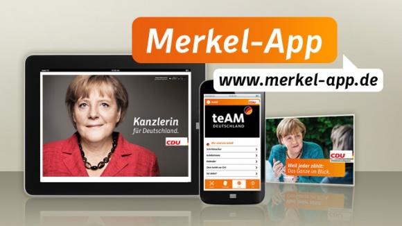 Plakate zur Bundestagswahl 2013