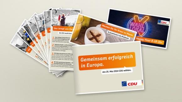 Materialien zur Europawahl 2014