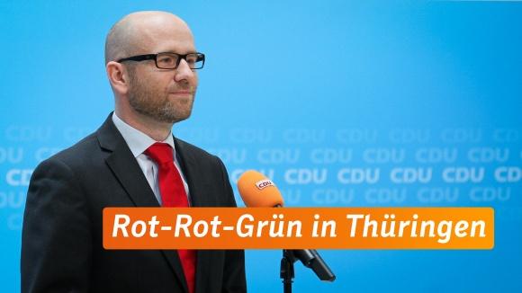 Tauber: SPD-Mitglieder müssen Verantwortung übernehmen