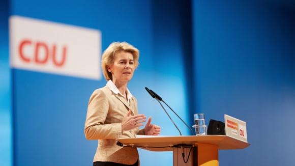 """Ursula von der Leyen: """"Der Kampf gegen den IS wird dauern"""""""