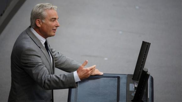 Thomas Strobl im Bundestag