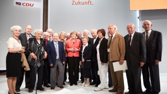 70 Jahre CDU - Der Festakt