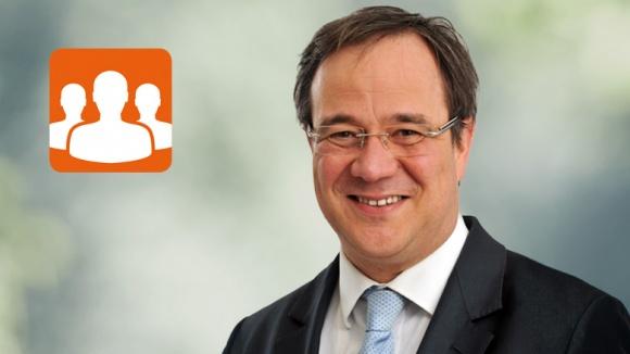 Armin Laschet: Zusammenhalt stärken
