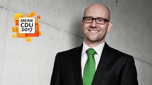 Peter Tauber: Meine CDU 2017