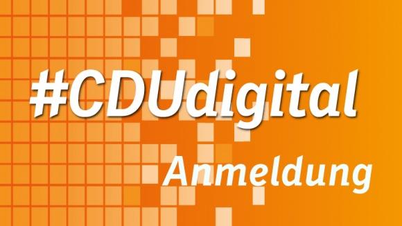 #CDUdigital - erster offener Mitgliederkongress