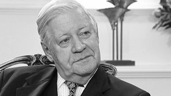 CDU gedenkt Helmut Schmidt