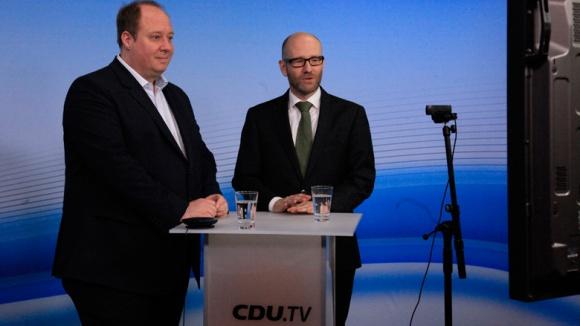 Helge Braun: Asylverfahren führt nicht auf den deutschen Arbeitsmarkt