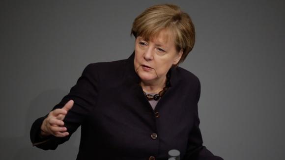 Merkel warnt vor Verschärfung des Syrien-Konflikts
