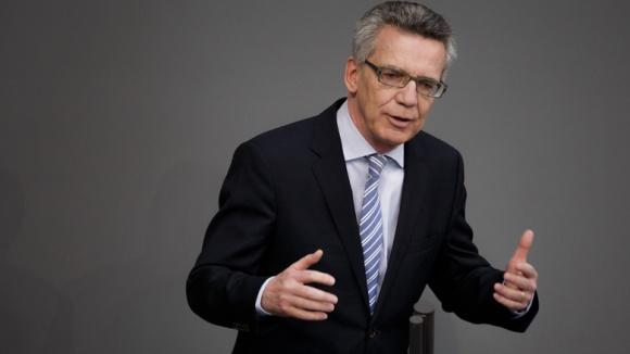 Thomas de Maizière, Bundesinnenminister