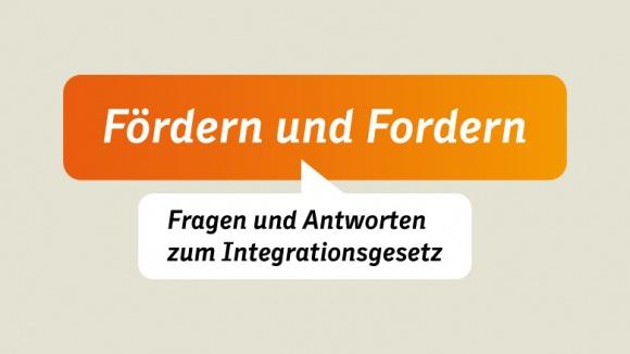 Fragen und Antworten zum Integrationsgesetz