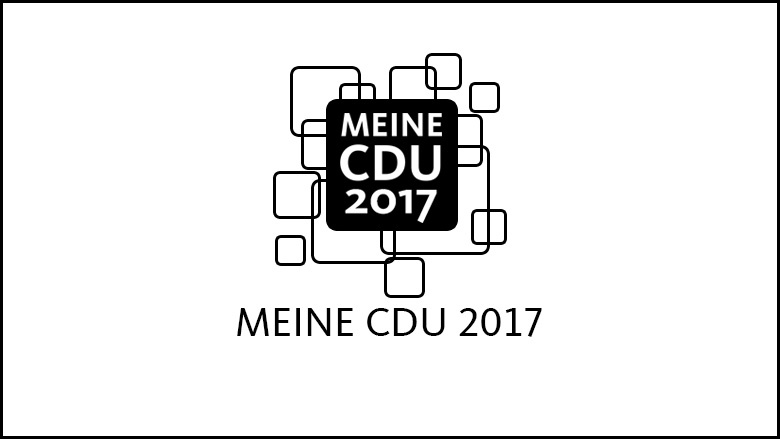 Meine CDU 2017