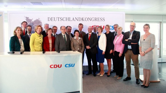 Deutschlandkongress in Hamburg