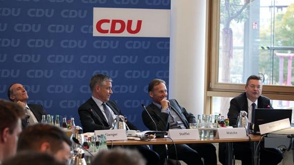 Netzwerk Sport der CDU Deutschlands