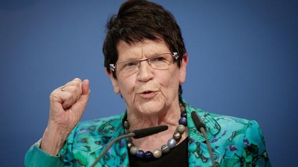 Mut und Durchsetzungskraft: Rita Süssmuth ist 80!