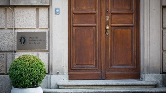 In der Deutschen Parlamentarische Gesellschaft finden die Sondierungsgespräche statt.