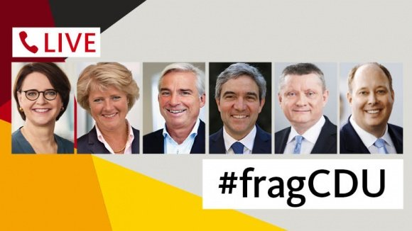 Koalitionsvertrag: #fragCDU