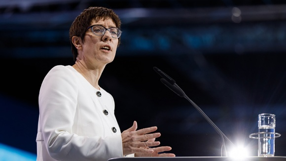 Interview Annegret Kramp-Karrenbauer in DIE WELT