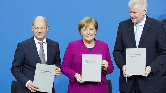 Angela Merkel: Das Wohlstandsversprechen erneuern