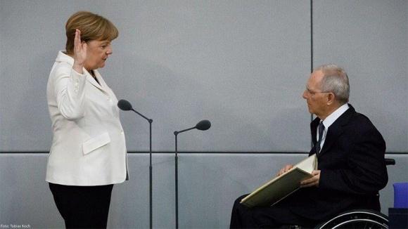 CDU gratuliert den Mitgliedern des neuen Bundeskabinetts