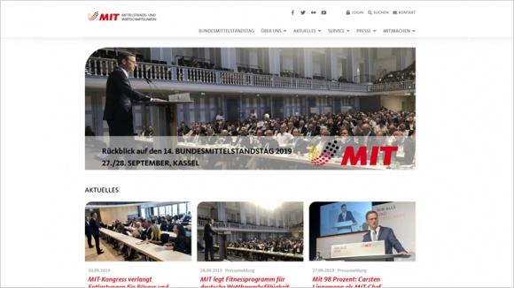 Mittelstands- und Wirtschaftsunion (MIT)