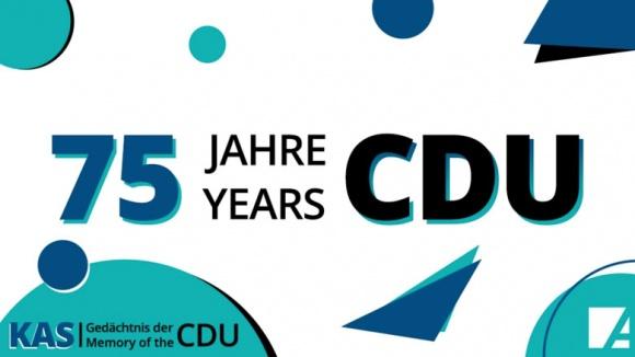 Geschichte der CDU zum Nachlesen
