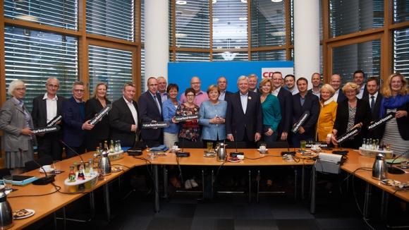 Akk: alle kraft für hessen christlich demokratische union deutschlands