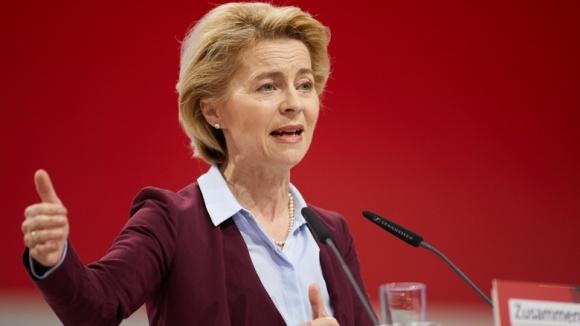 Bundesverteidigungsministerin und CDU-Vize Ursula von der Leyen