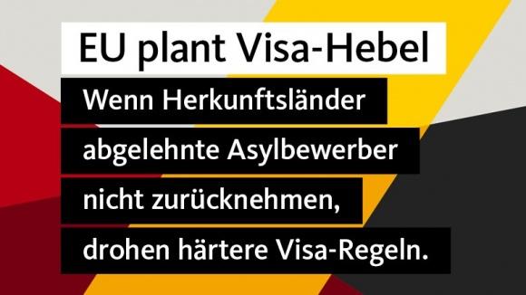 EU plant Visa-Hebel