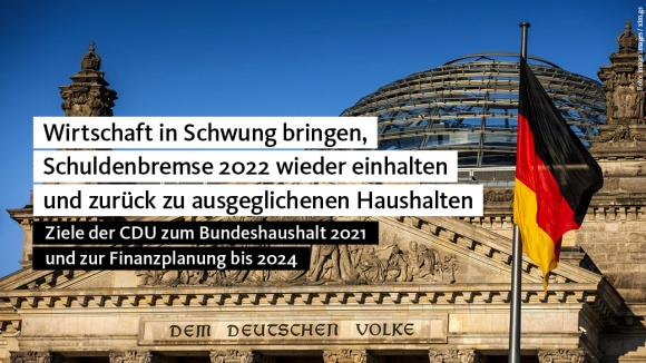 Beratungen über den Haushalt 2021