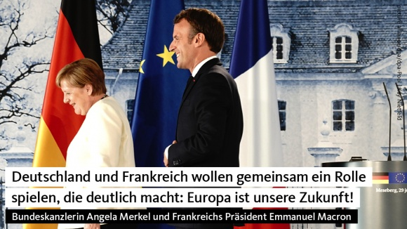 Europa gemeinsam stärken