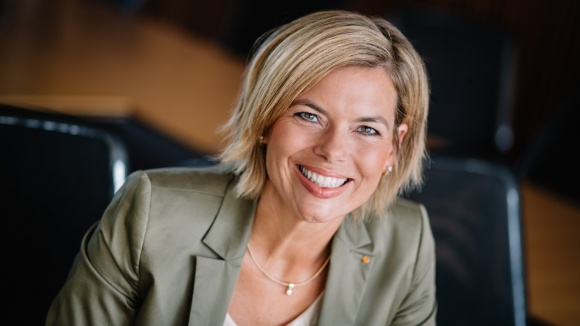 Landwirtschaftsministerin Julia Klöckner, CDU