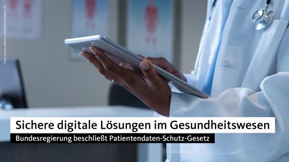 Digitale Lösungen im Gesundheistwesen