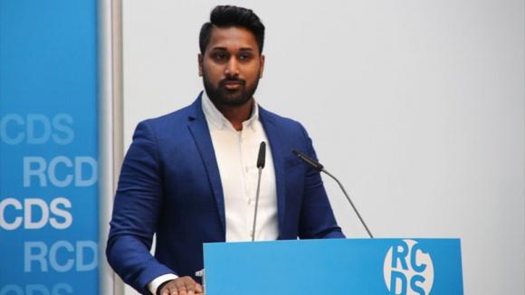 Jenovan Krishnan bleibt Bundesvorsitzender des RCDS