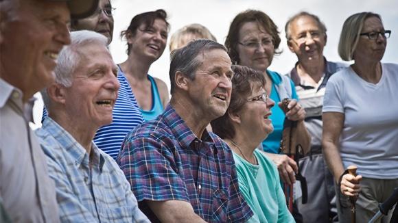 Wieder deutliches Plus für Rentner