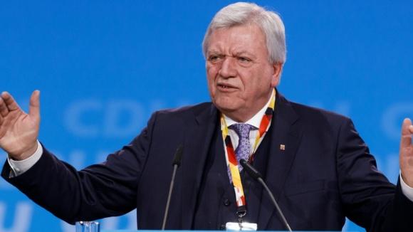 Hessens Ministerpräsident und CDU-Vize Volker Bouffier