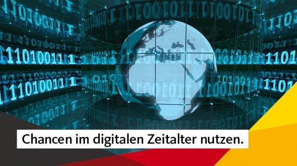 Chancen im digitalen Zeitalter nutzen