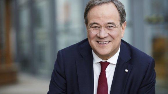Pressefoto des CDU-Vorsitzenden Armin Laschet
