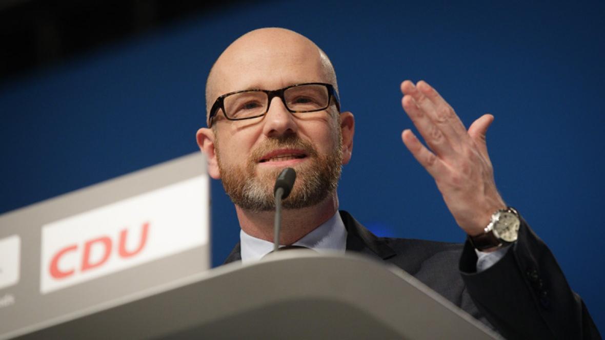 Peter Tauber, CDU-Generalsekretär