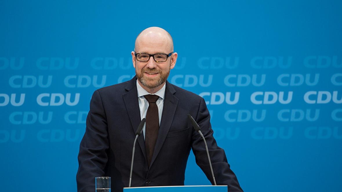 Peter Tauber: hart in der Sache, fair in der Auseinandersetzung