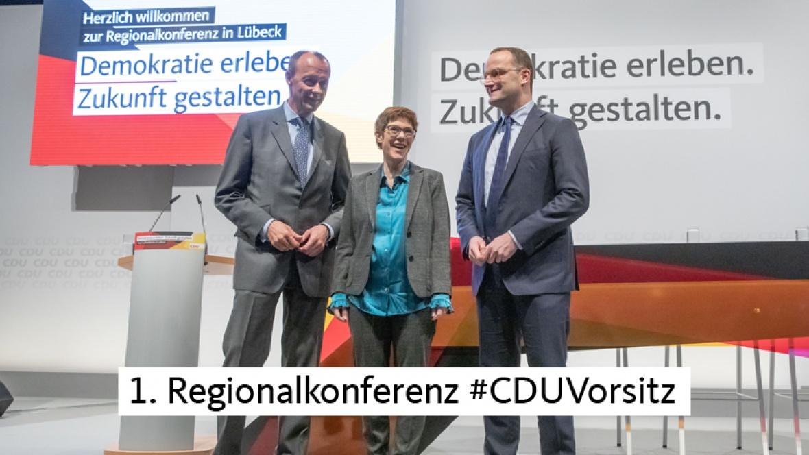1. Regionalkonferenz #CDUVorsitz