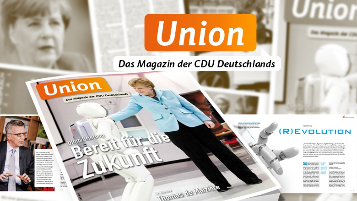 UNION Magazin 2/2016